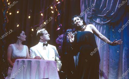 Jan Hartley. Clive Carter. Sheila Ferguson