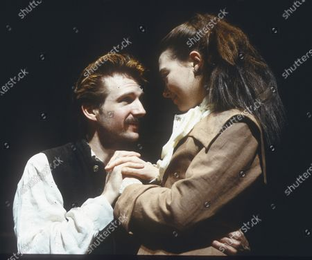 Editorial picture of 'Ivanov' Play performed at the Almeida Theatre, London, UK 1997 - 30 Apr 2020