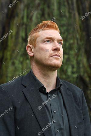 Editorial photo of Dave Kitson photoshoot, London, UK - 30 Apr 2020
