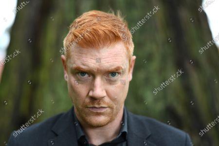 Editorial image of Dave Kitson photoshoot, London, UK - 30 Apr 2020