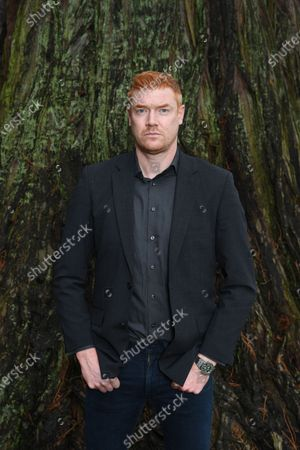 Editorial picture of Dave Kitson photoshoot, London, UK - 30 Apr 2020