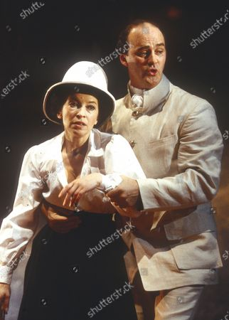 Editorial photo of 'Cloud Nine' Play performed at the Old Vic Theatre, London, UK 1997 - 30 Apr 2020