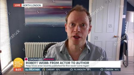 Editorial photo of 'Good Morning Britain' TV Show, London, UK - 01 May 2020