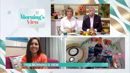 Editorial picture of 'This Morning' TV show, London, UK - 01 May 2020