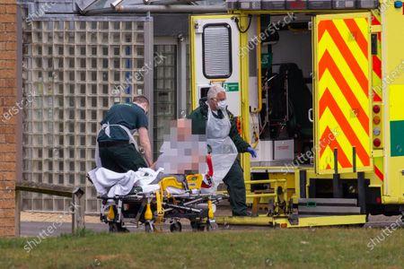 Editorial picture of Coronavirus outbreak, Kings Lynn, Norfolk, UK - 29 Apr 2020