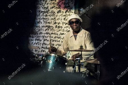 Pioneering African drummer Tony Allen, whose influential career spanned decades and continents, plays in concert with Senegalese musician Cheikh Lo in Dakar, Senegal. Tony Allen, the driver of the Afrobeat sound who formed a partnership with guitarist and composer Fela Kuti, died of aortic failure at the Pompidou Hospital in Paris aged 79 on Thursday night, his manager Eric Trosset confirmed to The Associated Press on Friday, May 1, 2020