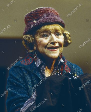 Stock Image of Dora Bryan
