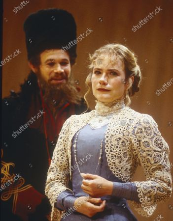 Editorial image of 'The Wood Demon' Play performed at the Playhouse Theatre, London, UK 1997 - 01 May 2020