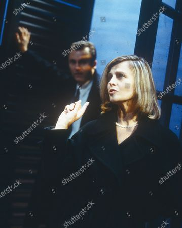 Editorial photo of 'Suzanna Andler' Play performed in the Minerva Theatre, Chichester, East Sussex, UK 1997 - 02 May 2020