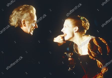 Editorial image of 'The Cenci' Play performed at the Almeida Theatre, London, UK 1997 - 02 May 2020