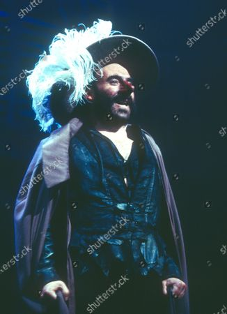 Stock Picture of Antony Sher