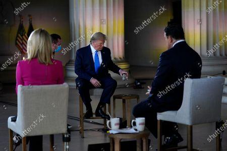 Editorial photo of Virus Outbreak Trump, Washington, United States - 03 May 2020