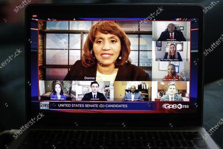 Editorial picture of Election 2020 Senate Georgia, Atlanta, United States - 03 May 2020