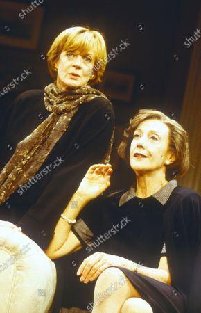 Maggie Smith Eileen Atkins