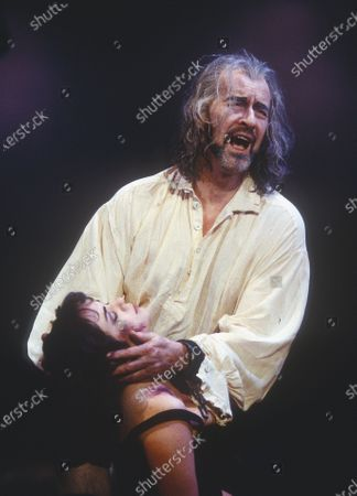 Editorial photo of 'King Lear' Play performed at the Old Vic Theatre, London, UK 1997 - 04 May 2020
