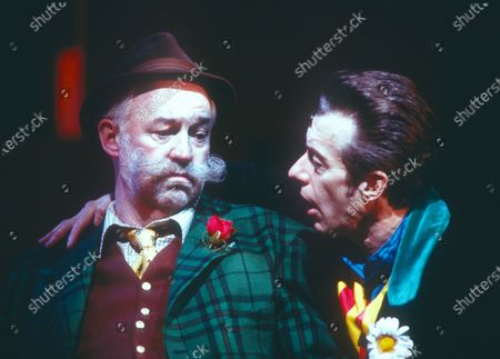 Editorial photo of 'Twelfth Night' Play performed by the Royal Shakespeare Company, UK 1997 - 04 May 2020