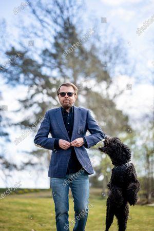 Editorial picture of Bjorn Ulvaeus, Stockholm, Sweden - 16 Apr 2020