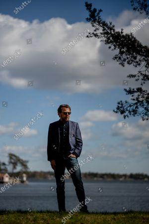 Editorial image of Bjorn Ulvaeus, Stockholm, Sweden - 16 Apr 2020