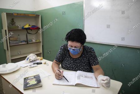 Editorial image of Virus Outbreak , Caracas, Venezuela - 04 May 2020