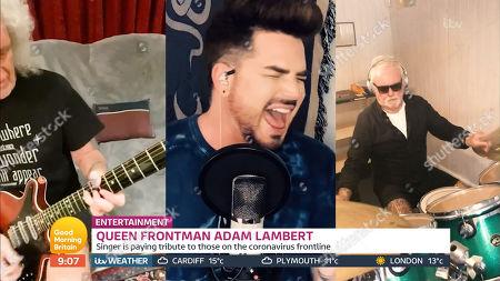 Adam Lambert, Queen