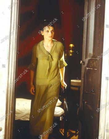 Juliette Binoche.