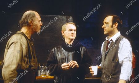 Editorial photo of 'The Iceman Cometh' Play performed at the Almeida Theatre, London, UK 1997 - 05 May 2020