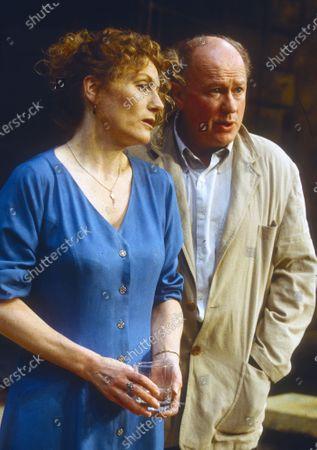 Geraldine James. Niall Buggy