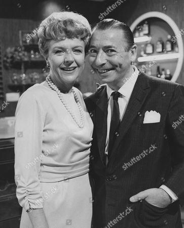 Noele Gordon and Joe Loss
