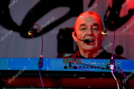 The Stranglers - Dave Greenfield