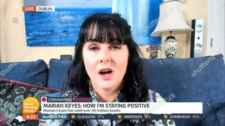 Stock Picture of Marian Keyes