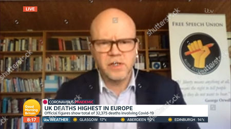 Stock Photo of Toby Young