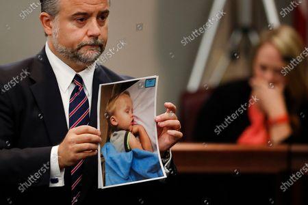 Editorial picture of Hot Car Death Georgia, Brunswick, United States - 31 Oct 2016