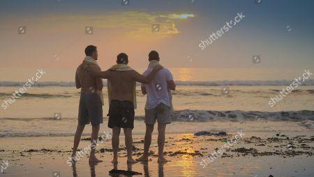 Scott Thomas, Ryan Thomas and Adam Thomas.