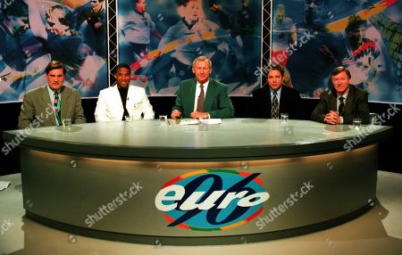Editorial image of 'Euro 96 Relived' TV Show, UK - May 2020