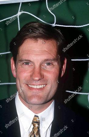Archive picture shows: Glenn Hoddle - ITV Euro'96 Football Presenters - 1996