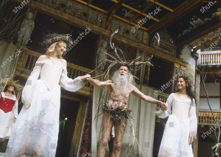 Editorial photo of 'As You Like It' Play performed at Shakespeares Globe Theatre, London, UK 1998 - 06 May 2020
