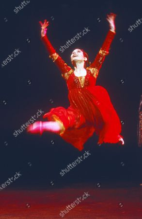 Stock Photo of Tamara Rojo