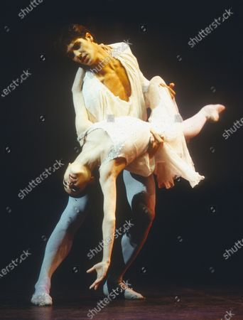 Editorial picture of 'Romeo and Juliet' Ballet performed by English National Ballet at the Royal Albert Hall, London, UK 1998 - 06 May 2020