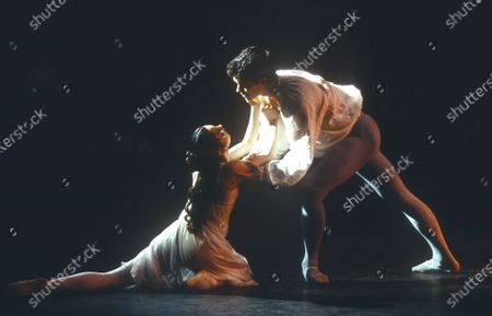 Editorial image of 'Romeo and Juliet' Ballet performed by English National Ballet at the Royal Albert Hall, London, UK 1998 - 06 May 2020