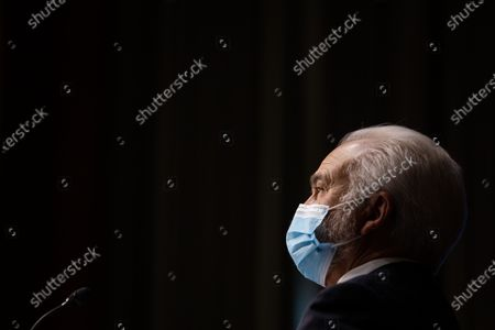 Editorial photo of Senate Commerce, Science and Transportation Committee, on the state of the aviation industry and the impact of the Coronavirus pandemic. Wednesday, May 6, 2020., Washington, District of Columbia, USA - 06 May 2020