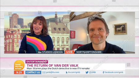 Editorial image of 'Good Morning Britain' TV Show, London, UK - 07 May 2020
