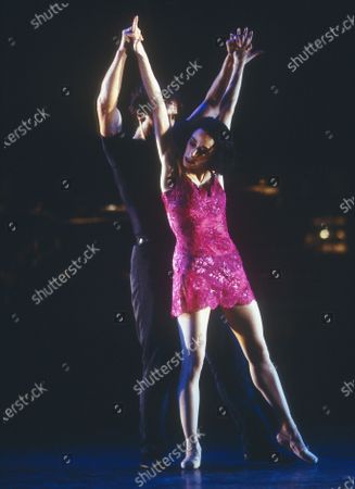 Editorial picture of 'Cheating Lying Stealing' Ballet performed by the Royal Ballet at the Royal Opera House, London, UK 1998 - 06 May 2020