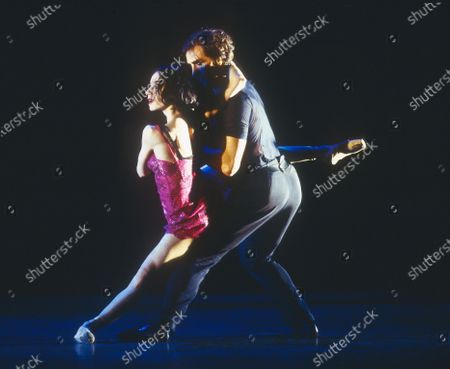 Editorial image of 'Cheating Lying Stealing' Ballet performed by the Royal Ballet at the Royal Opera House, London, UK 1998 - 06 May 2020