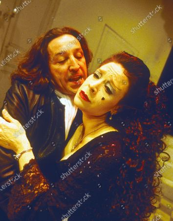 Editorial photo of 'The Basset Table' Play performed at the Trycycle Theatre, London, UK 1998 - 06 May 2020