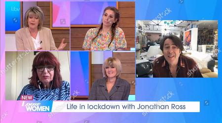 Ruth Langsford, Stacey Solomon, Janet Street-Porter, Jane Moore, Jonathan Ross