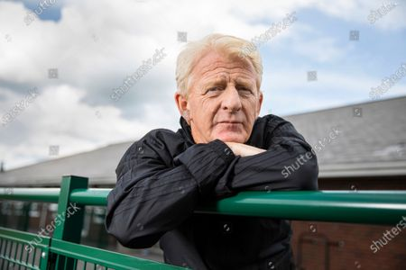 Former Manchester United, Leeds United and Scotland international player and manager Gordon Strachan at his Strachan Football Foundation based in Rugby.