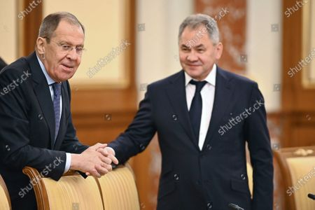 Editorial picture of Meeting of the Russian Government, Moscow, Russia - 05 Mar 2020