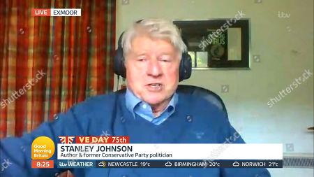 Editorial photo of Good Morning Britain' TV Show, London, UK - 08 May 2020