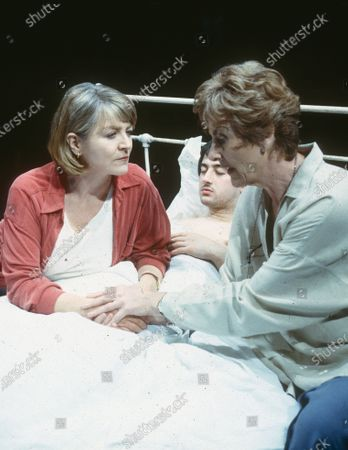 Editorial image of 'Bad Weather' Play performed by the Royal Shakespeare Company, UK 1998 - 07 May 2020