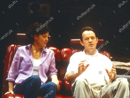 Helen McCrory. Kevin Whately